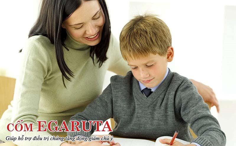 Giáo dục hành vi là phương pháp điều trị quan trọng với trẻ tăng động